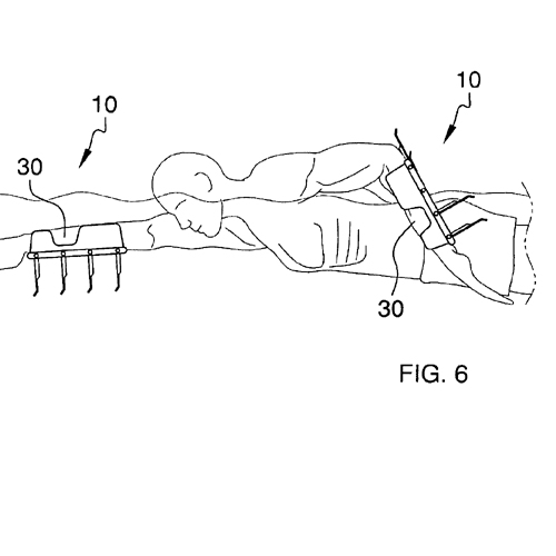 FOREARM FLIPPER DEVICE FOR USE WITH SWIMMING